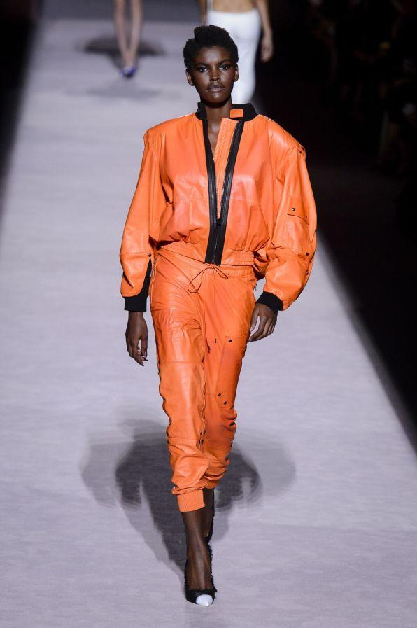 Tom Ford orange