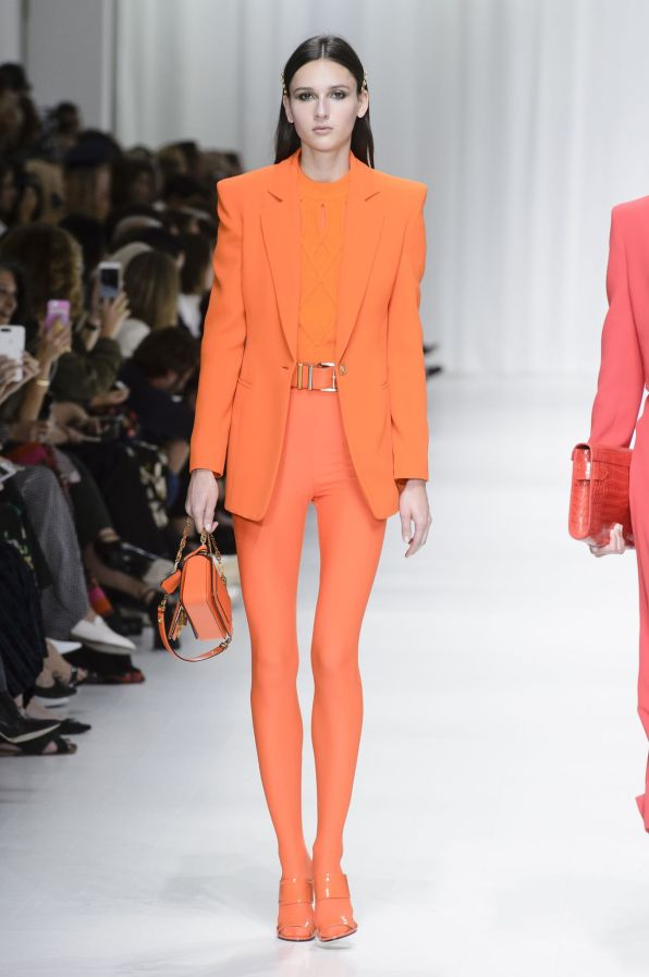 Versace - orange